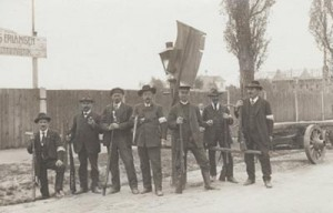 Sicherheitswehr Erlangen 1919
